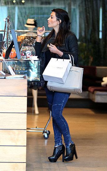 Shopping_Kim Kardashian