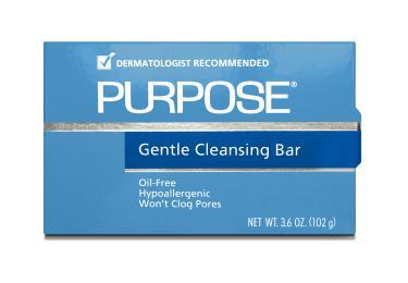 Purpose Gentle Cleansing Bar