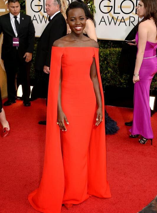 Lupita Nyong'o_Golden Globes