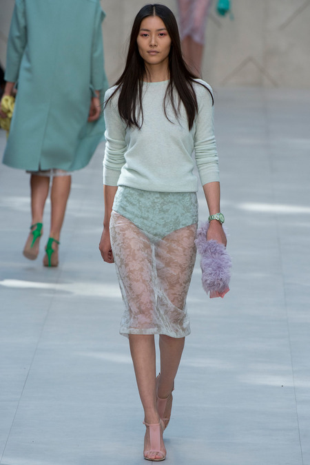 Burberry Prosum- Spring 2014 | Photo: New Fashionz