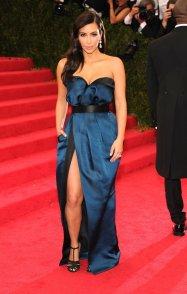 Kim Kardashian in Lanvin