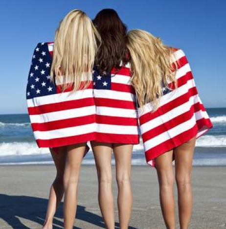 Patriotic_Girls
