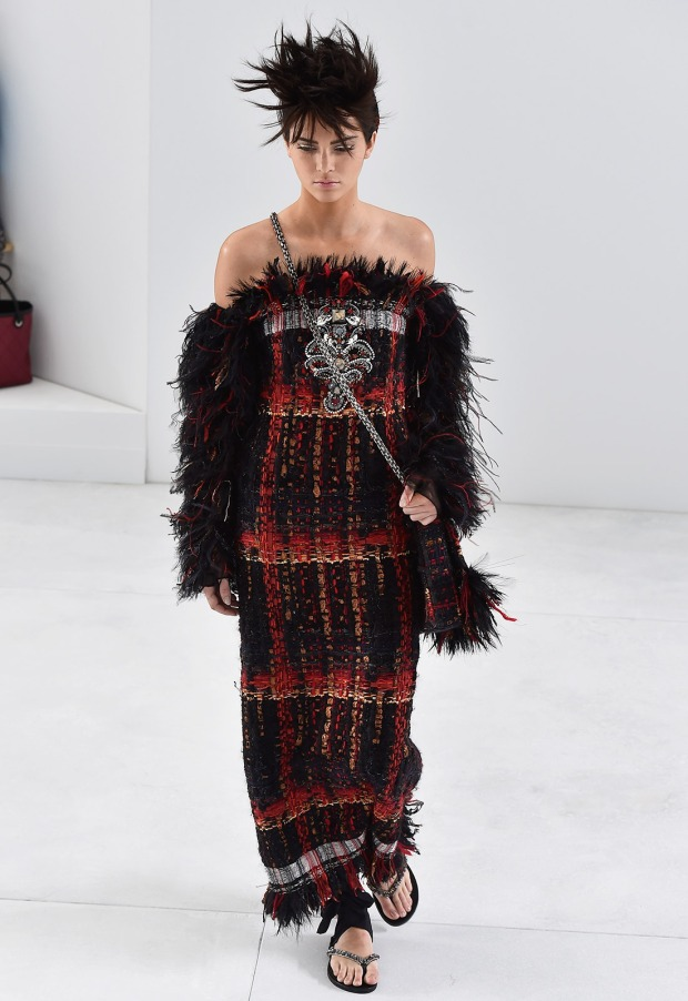Kendall Jenner_Chanel Haute Couture