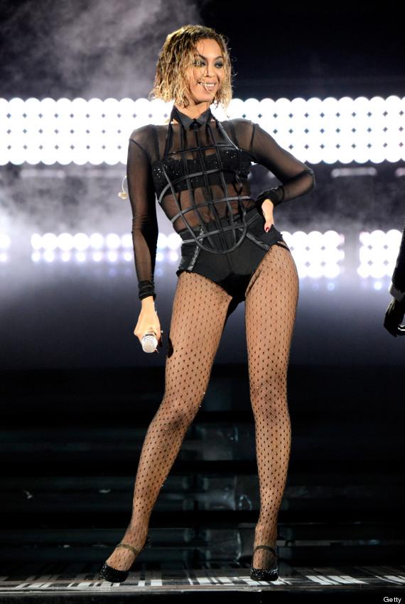 Beyonce Grammy's