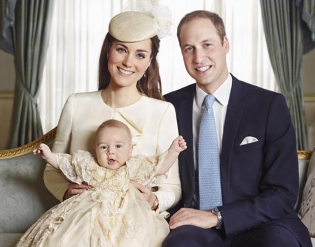 Prince George_Christening