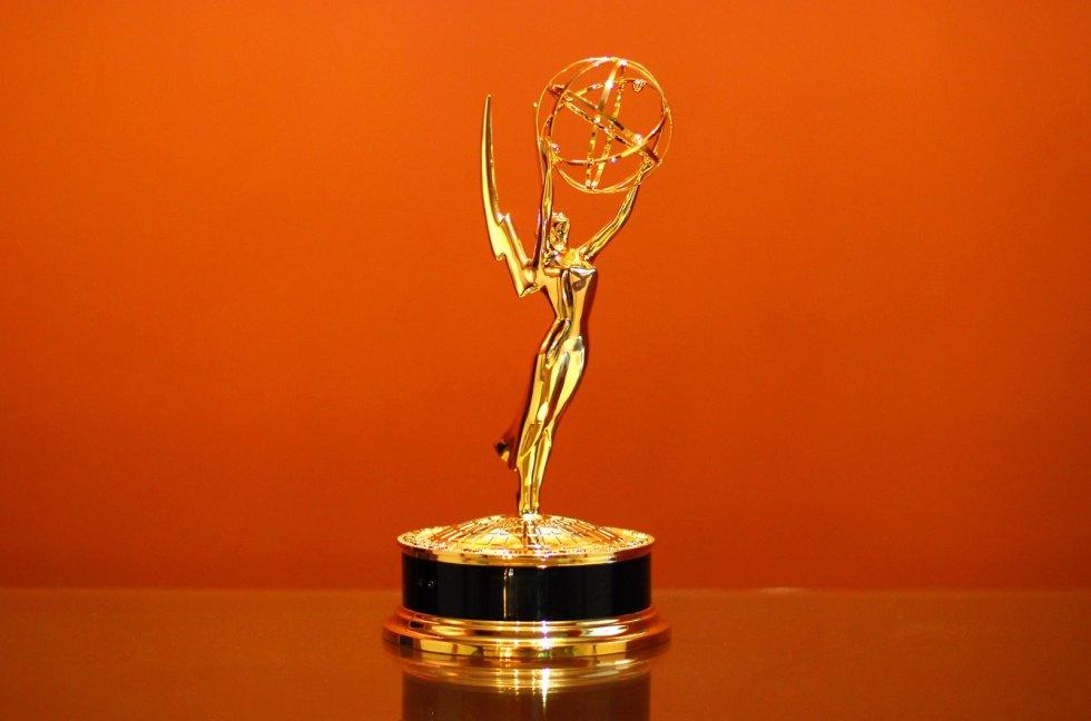 Emmy-trophy