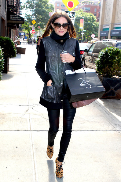 Olivia Palermo Shopping