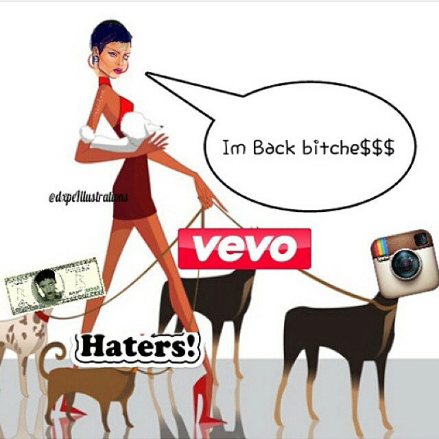 Photo: Rihanna Instagram