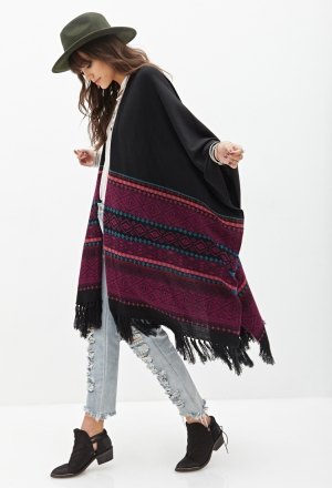 Forever21Poncho