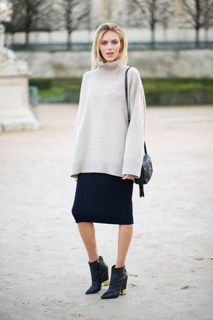 Oversized Sweatert