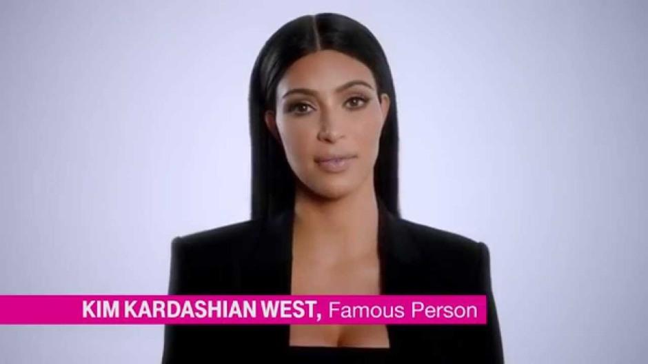 Kim Kardashian T-Mobile
