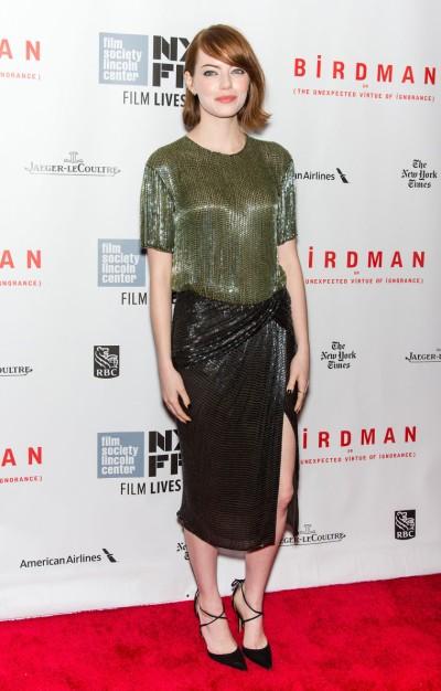 Emma Stone | November 6th