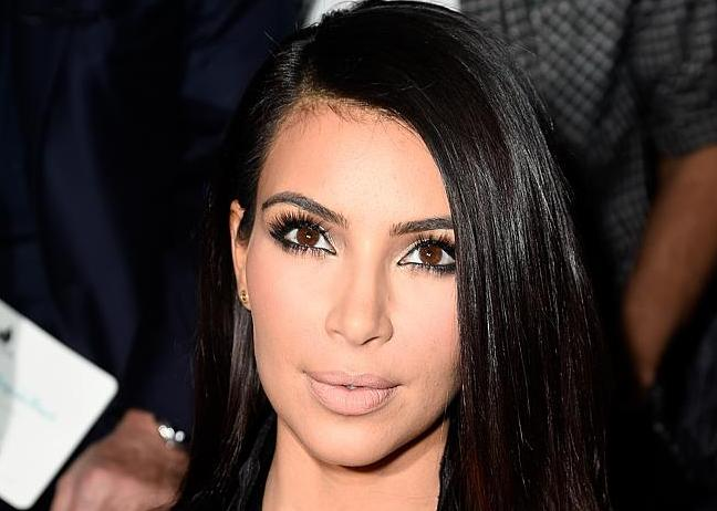 Kim Kardashian Beauty Routine