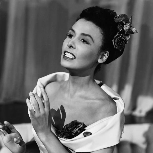 Lena Horne Singing