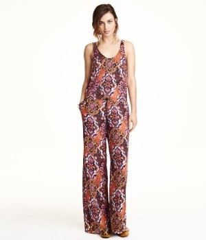 BohoPrint Jumpsuit_HM