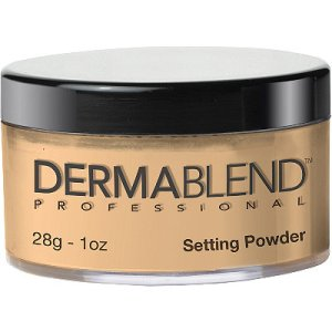 Dermablend Setting Power (Warm Saffron) | $26.00