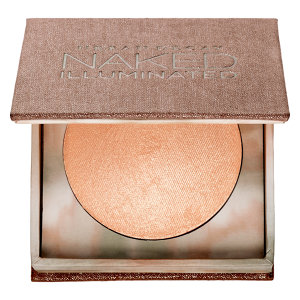 Naked Illuminated Shimmering Powder for Face and Body | $29.00
