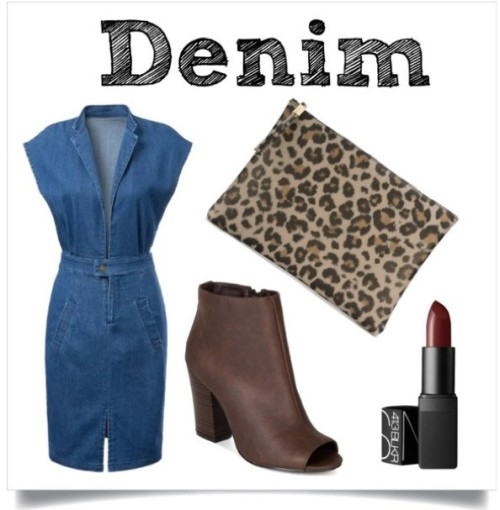 Fall Trend Denim