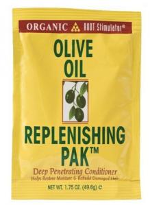 Organic Root Stimulator Olive Oil Replenishing Pack