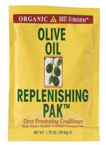 Organic Root Stimulator Olive Oil Replenishing Pack