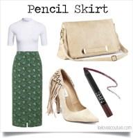 Arts Event_Pencil Skirt