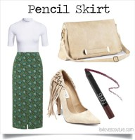 Arts Event_Pencil Skirt