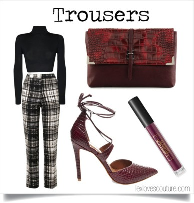 Arts Event_Trousers
