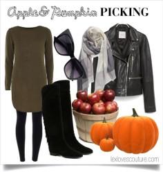 Fall Activities_ApplePumpkinPicking