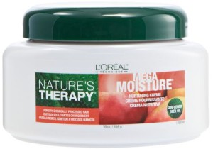 L'Oreal Natures Therapy Mega Moisture Nurturing Creme