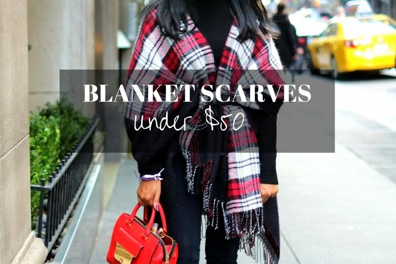 Blanket scarves (1)