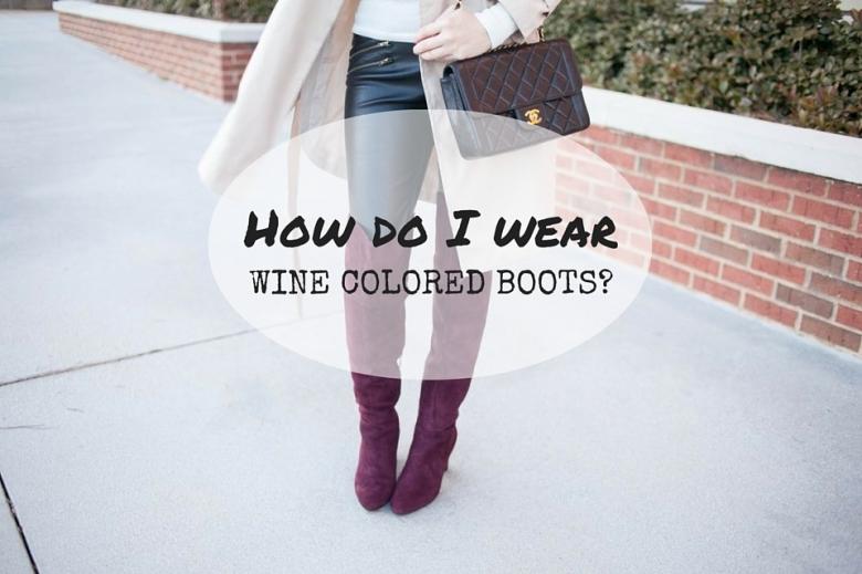 How do I wear