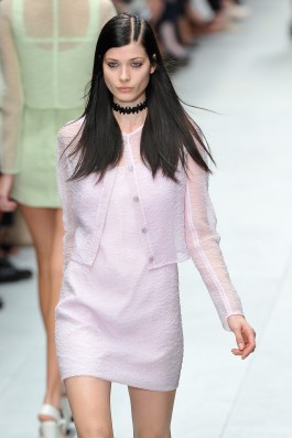 Carven : Runway - Paris Fashion Week Womenswear Spring/Summer 2014