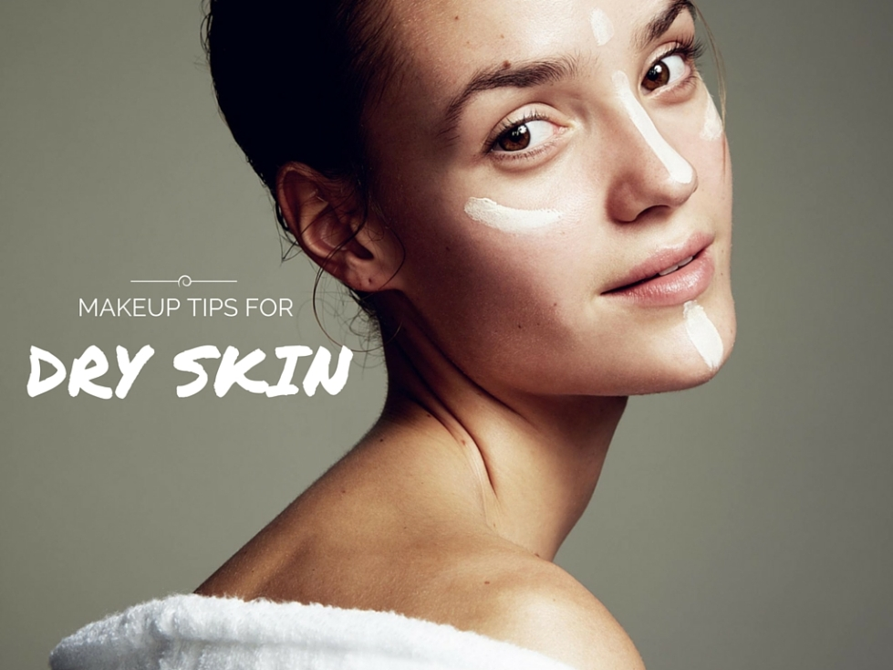 Make Up Tips for Dry Skin