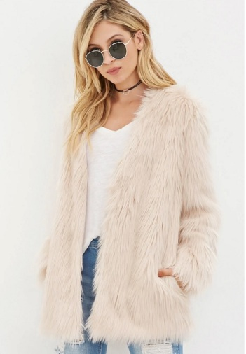 Forever 21   Get coat here