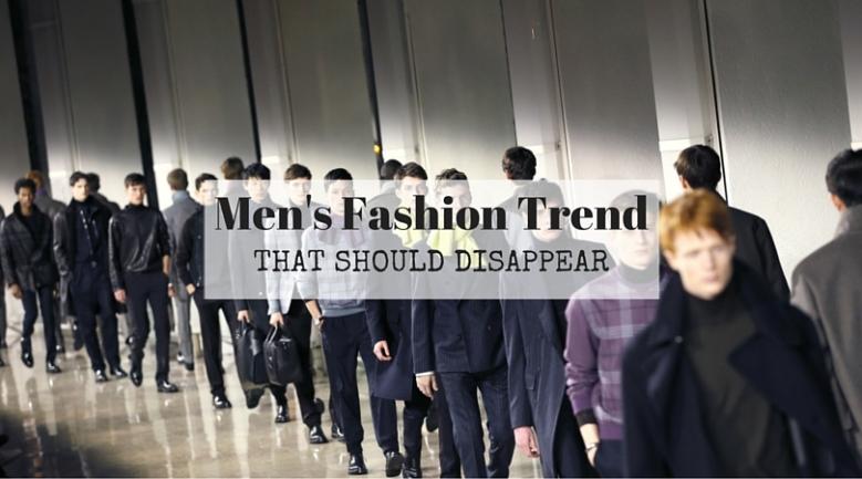 Men's Fashion Trend
