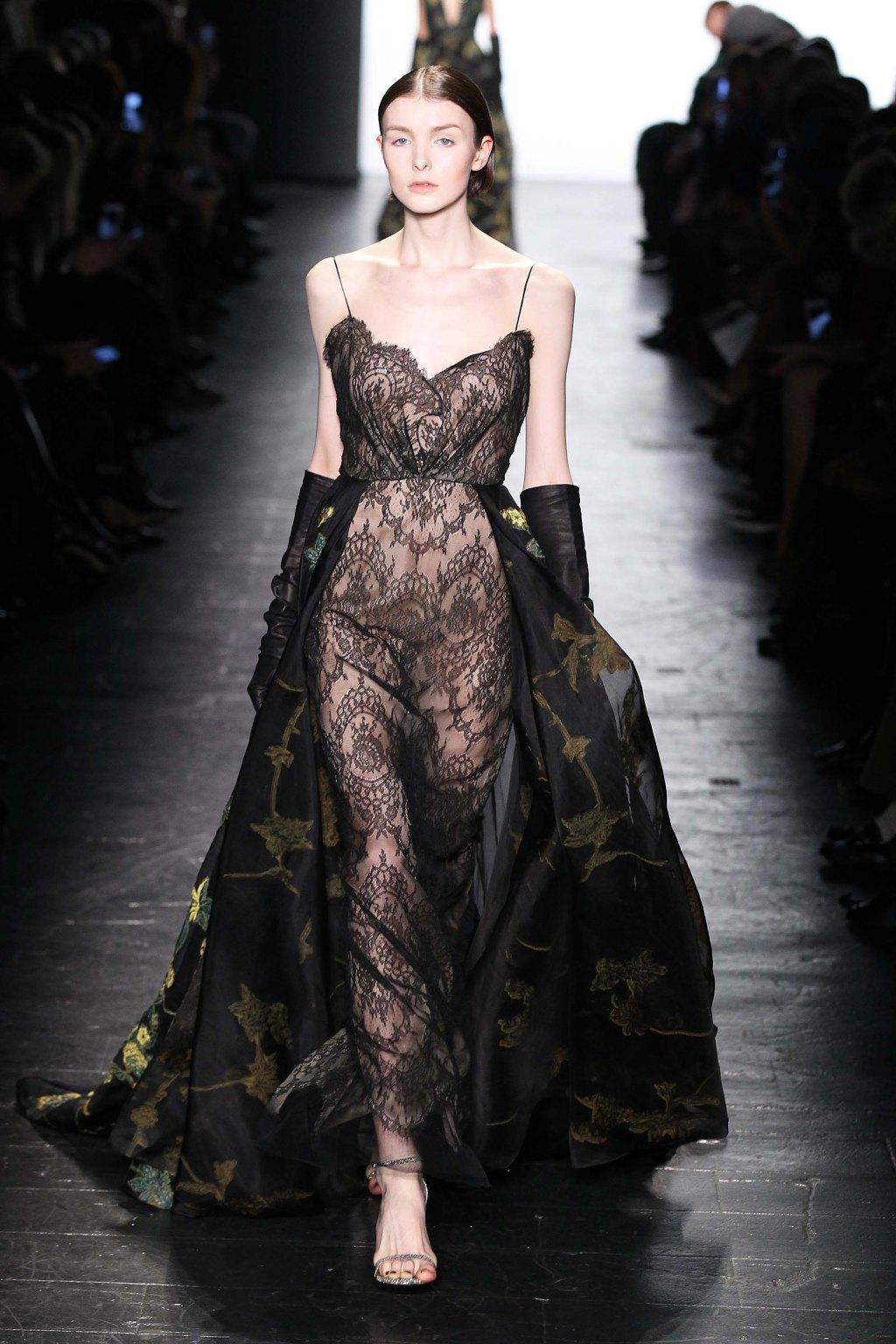 Dennis Basso Dennis Basso Rtw Fall 2016 Lex Loves Couture
