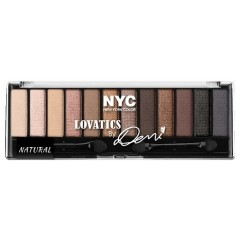 NYC Lovatics Eye Palette Natural— Get here