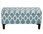 Get here Note: This ottoman does not have built-in shoe storage. You can purchase dividers separately though!