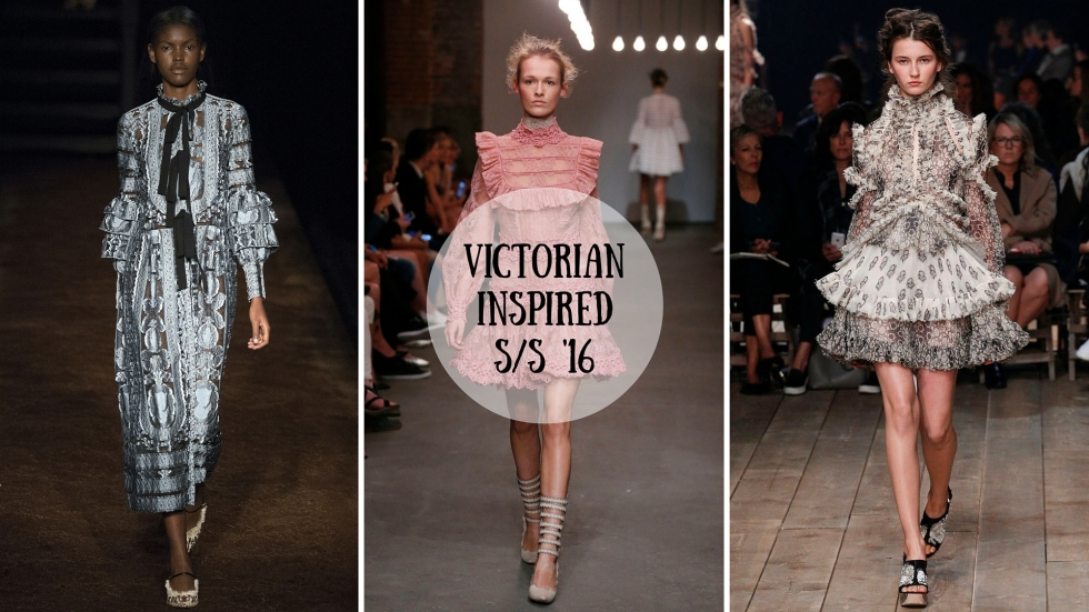 Victorian Inspired S-S 16