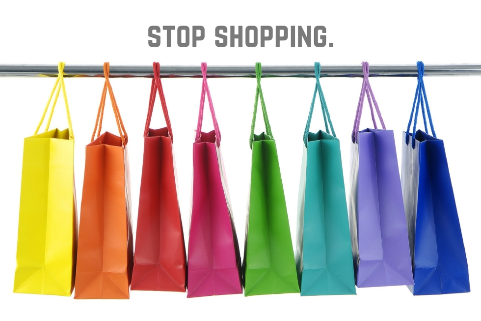 Why You Shouldn't Shop Until Spring