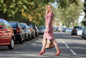 LifestyleFashionista - Missoni dress