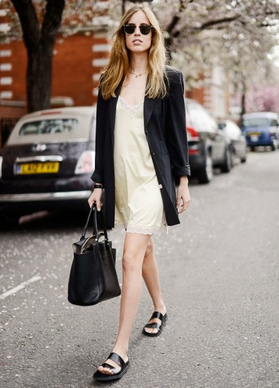 Slip-Dress-Blazer-Who-What-Wear