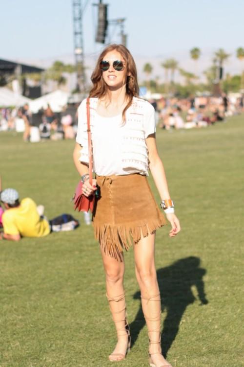 Suede Coachella