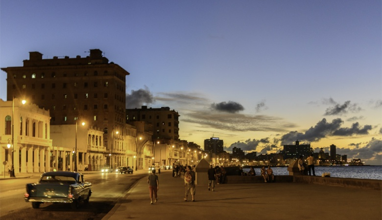 Photo: Havana Motor Club