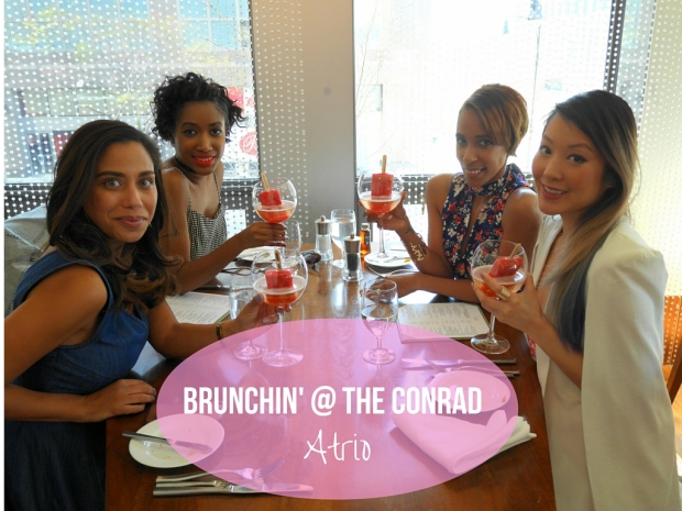 Brunchin' @ The Conrad