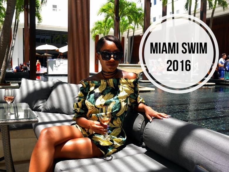 Miami Swim 2016
