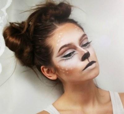 deer-makeup