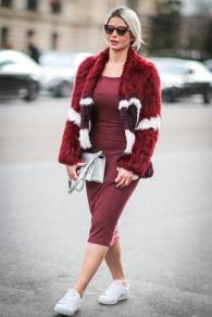 Street Style -Paris Fashion Week : Day Five Womenswear Fall Winter 2016/2017