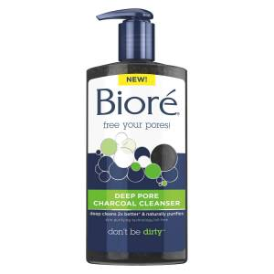 biore-deep-charcoal-cleanser