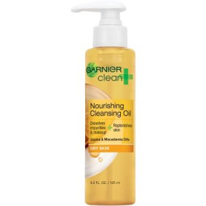 Garnier Clean + Nourishing Cleansing Oil